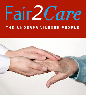 跨地域的社企:Fair2Care