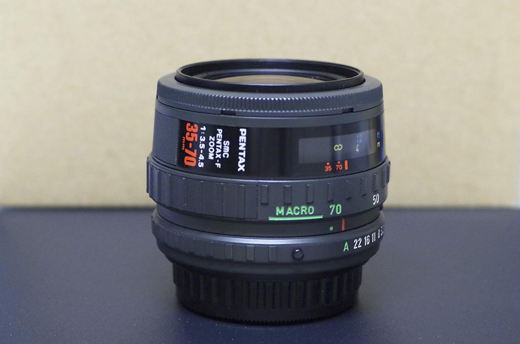 smc Pentax F35-70 Macro 試鏡