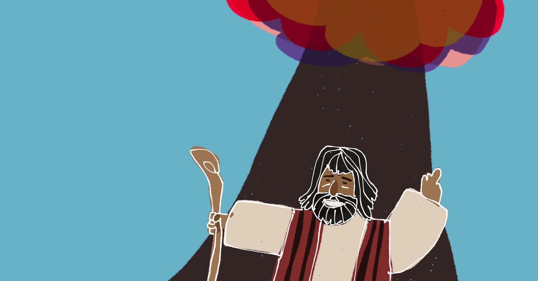 從摩西看僕人的訓練和成長