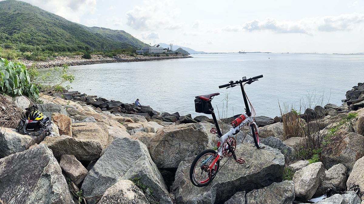 擴張境界|踏單車去寫生